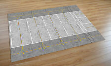 1/400 scale Model Airport Remote Parking Ground Layout A1 841mm x 594mm Foil