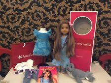 American girl doll lot Kanani complete meet ,box, book& extras!