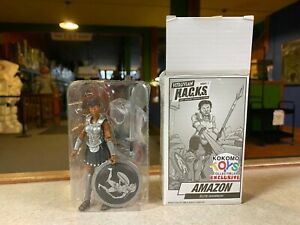 Boss Fight Vitruvian HACKS - Kokomo Toys Exclusive 2015 ELITE AMAZON WARRIOR