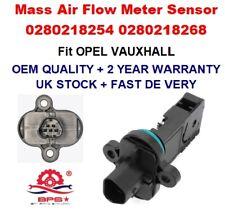 Mass air flow meter Sensor 0280218254 0280218268 for OPEL VAUXHALL CHEVROLET
