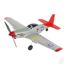 RC PLANE - Eachine Mini Mustang P-51D RTF 2.4G 6-Axis Gyro With two batteries.