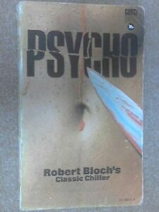 Psycho by Bloch, Robert Paperback Book The Fast Free Shipping