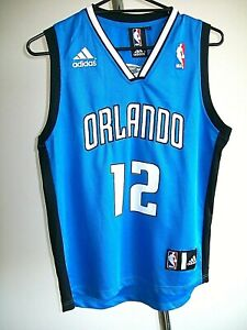 HOWARD NUMBER 12. ORLANDO BASKETBALL JERSEY NBA SIZE M. VG CONDITION