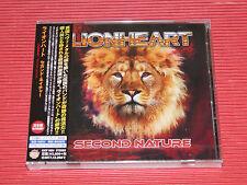 2017 JAPAN CD LIONHEART Second Nature  with Bonus Track (TOTAL 14 TRACKS)