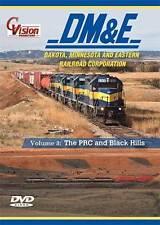 DME Dakota Minnesota and Eastern Vol 3  The PRC & Black Hills DVD NEW Cvison