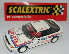 Elektrisches Spielzeug Special Section Fn Scalextric Scx 6042 Toyota Corolla Wrc #3 Castrol Carlos Sainz-luis Moya Mb Spare No Cost At Any Cost
