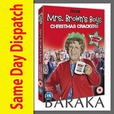 Mrs Brown's Boys Christmas Crackers DVD Browns R4