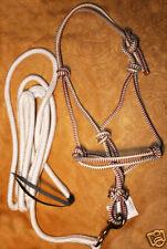 Bodenarbeitstrick Knotenhalfter Strickhalfter Bodenarbeitsset Horsemanship Seil