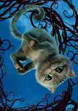 Cheshire Cat-Alicia a través del espejo película carteles-A3 y A4