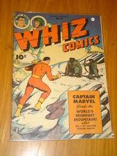 WHIZ COMICS #70 VG+ (4.5) 1946 JANUARY FAWCETT*