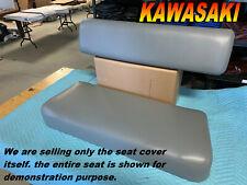 KAWASAKI MULE 600 610 NEW SEAT COVER UTV 4X4 Gray covers 664A