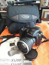 Fujifilm FinePix S S5600 5.1MP Series Fotocamera Digitale-Nero