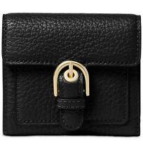 NWT Michael Kors COOPER Black Leather Wallet~MSRP$118
