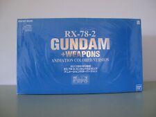 Bandai PG Gundam RX-78-2 Animation Colored Ver. (Limited)