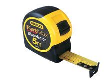 Stanley Tools 033720 FatMax� BladeArmor� Tape 5m (Width 32mm) (Metric only)