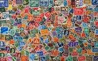 GERMANY Vintage Postage Stamps; Lot of approximately 500 Used & Mint Hinged