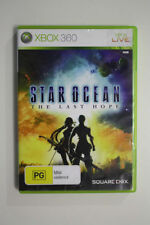 "Star Ocean: The Last Hope (XBOX 360) ""Like New"" Free Postage"