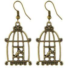 Brass Religious Fashion Earrings