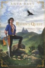 New RAVEN'S QUEST by ANYA BAST New TRADE SIZE PB