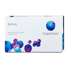 Cooper Vision - Biofinity Kontaktlinsen (1x3 Monatslinsen)