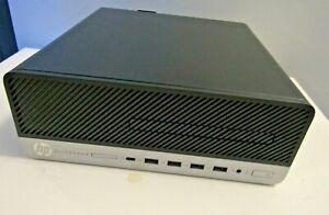 HP EliteDesk 705 G4 AMD Ryzen 3 2200G 8gb DDR4 256gb SSD Win 10 Pro