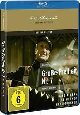 Une grande liberté Nº 7 [Blu-ray/Neuf/Neuf dans sa boîte] avec Hans Albers/Deluxe Edi. Encore Fondation