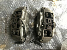 PORSCHE CAYENNE 955 957 PAIR FRONT 6 POT BREMBO BRAKE CALIPERS 18Z VW AUDI