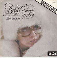 45 T SP BETTY MISSIEGO  *SU CANCION* (EUROVISION 1979 / ESPAGNE)