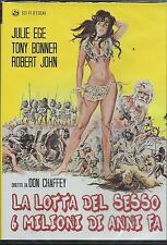 La lotta del sesso sei milioni di anni fa (1971) DVD