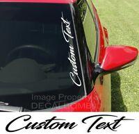"Bye Felicia /""arial/"" Windshield Decal Sticker Rzr UTV ATV Turbo Diesel Truck"