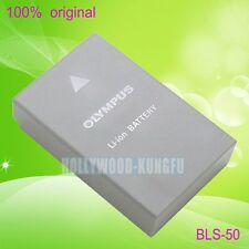 Genuine Original OLYMPUS BLS-50 Battery For BCS-5 EM10 MarkII EPL5 EPL7 BLS-5