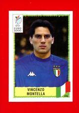 EURO 2000 Panini - Figurina-Sticker n. 185 - MONTELLA - ITALIA -New