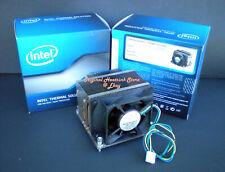 Intel Xeon Heatsink CPU Cooler Fan for L5640 L5638 L5630 L5618 L5609 E5603 - NEW