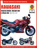 1994 Kawasaki Vulcan 500 Haynes Online Repair Manual - Select Access