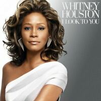 WHITNEY HOUSTON-I LOOK TO YOU-JAPAN CD F30