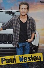PAUL WESLEY - A3 Poster (ca 42 x 28 cm) - The Vampire Diaries Clippings Sammlung