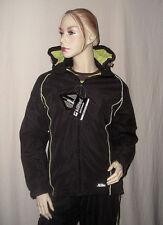 killtec Damen Freizeitjacke Jacke mit Kapuze langarm d'grau Gr. 36 S NEU