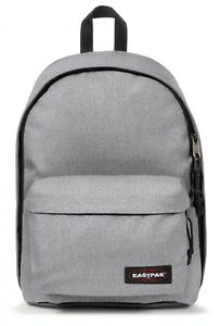 EASTPAK Out of Office Rucksack Schulrucksack Laptoptasche Sunday Grey Grau