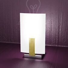 LUMETTO TOP LIGHT MODELLO GLASS & GOLD 1019/P FO (FOGLIA ORO)