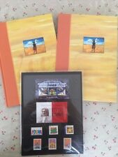 Collection of 2003 Australian Post Year Book Album with Stamps - Deluxe Edition