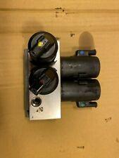 MERCEDES R230 SL 215 CL ABC sospensione Valvola Di Controllo Blocco di 2203200358 e2492