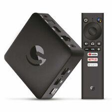Engel Axil EN1015K 4K UHD Android TV Box - Negro