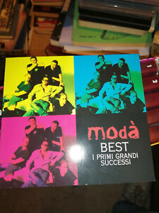 cd modà: best - i primi grandi successi