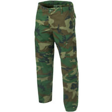 Teesar Mens Military Bdu Uniform Combat Patrol Trousers Hunting Pants Woodland