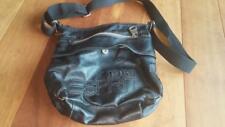 Esprit Handtasche Umhängetasche viele Innen-/Außentaschen schwarz