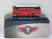 "DIE CAST BUS "" MIDLAND RED - BMMO C5 (114) "" SCALA 1/72 ATLAS"