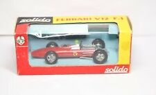 Solido 167 Ferrari V12 F1 In Its Original Box - Nr Mint Vintage Original
