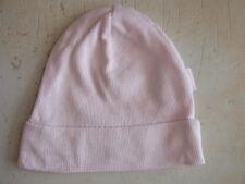 süße Baby Mütze Übergang Mädchen Gr. 80 86 9249 cm rosa