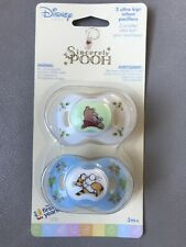 Winnie The Pooh  pacifiers 3m+