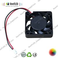 (40x40x10mm) 2Pin Dupont 12Vdc Case Fan,LED cooling,Cpu (4x4x1cm)UK 3D Printer